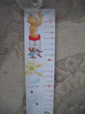 1050 Childrens Height Chart(2 ft to 5 ft) Teddy Bear Chart in Individual Boxes