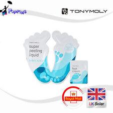New Original TonyMoly Shiny Foot Super Peeling Liquid /  UK Stock