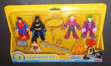 Imaginext DC SUPER FRIENDS - 6 PACK Cheetah Wonder Woman Joker Justice League