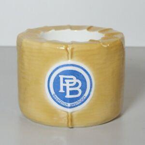 seltene Werbeschale Baumhüter Bindegarn - Porzellan von Fürstenberg