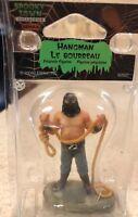 "Rare Lemax Spooky Town 2009 Figure ""Hangman"" Halloween Retired New"