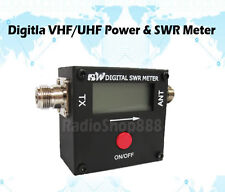 Digital VHF UHF Power & SWR Meter for Portable Handheld 2-way radioDigital VHF U