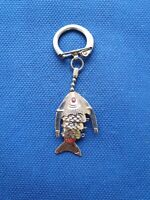 keychain key holder key ring FISH fisherman fishing fisher angler