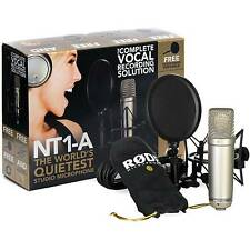 Rode NT1-A Vocal Pack Condenser Microphone