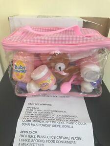 29 Pc Doll Care Kit
