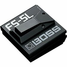 Boss FS-5L Latch Foot Switch +Picks