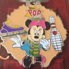 Happy Holidays 2016 Disney Wreath Pin Pop Century Resort Minnie Mouse Christmas