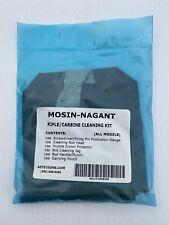 Mosin Nagant Cleaning Kit Sealed 6 Piece Vintage Soviet Surplus Cold War Russian