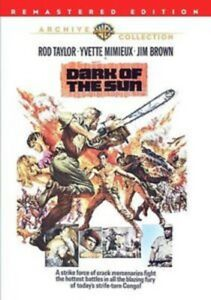 Dark Of The Sun. Warner Archive Collection DVD