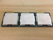 New listing Lot of 3 Intel Core i3-2130 Sr-5W 3.40Ghz Lga 1155 *Free Shipping!*