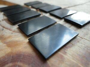 10 shungite EMF protecting tiles,Wholesale shungite price,Shungite plate