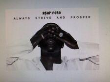 ASAP FERG 24X36 POSTER HIP HOP RAP MUSIC NEW LEVEL MOB HARLEM PLAIN JANE SHABBA!