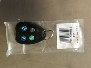 AUDIOVOX PRESTIGE 91P SECURITY SYSTEM ALARM REMOTE CONTROL