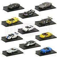 Lamborghini Diecast Car Models 1/43 Scale Countach Diablo Gallardo Murcielago