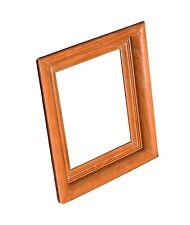 "Mid Century Oak Picture Frame, 8"" X 10"" Rabbet"