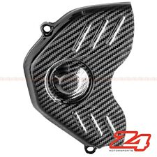 2013-2019 CBR600RR Engine Sprocket Chain Case Cover Guard Fairing Carbon Fiber