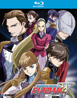 Mobile Suit Gundam Wing 2 [New Blu-ray] 4 Pack