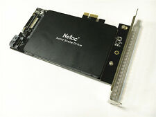 NEW DEBROGLIE-SATA III to PCI-E X1 SSD Adapter Card for MAC PRO 10.8-10.12