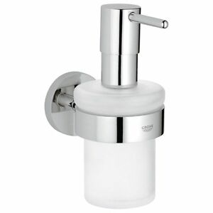Grohe Essentials Soap Dispenser with Holder 40448