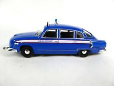 Tatra 603 Police Tchèque - 1/43 - Ist Voiture miniature Diecast PM43
