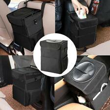 Car Organizer Traveling Garbage Can Portable Vehicle Trash Bin Litter Waste Bag