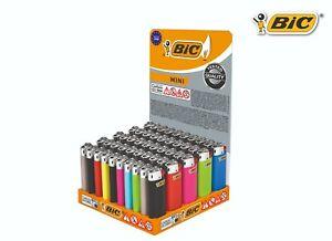 BIC Mini J25 Feuerzeuge 5 / 10 / 25 oder 50 Stück Original!