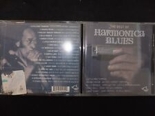 CD THE BEST OF HARMONICA BLUES /