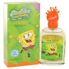 Spongebob Squarepants by Nickelodeon,Eau De Toilette Spray 3.4 oz, For Women