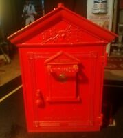 Gamewell Fire Alarm Call Box 1924 style