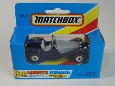 (VG) Matchbox lesney JAGUAR SS100 - 47