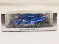 Spark S1136 Lola T260 Car#17 3rd 1973 CAN-AM Mosport Bob Nagel 1:43