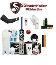Sg Full Complete Economy Cricket kit for Batsmen 100% Original Brand And Best