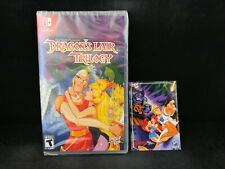 Dragon's Lair Trilogy with Collectible Card (SA) (Nintendo Switch) BRAND NEW