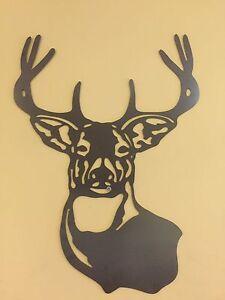 Deer Head Decorative Art