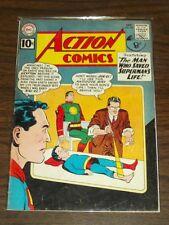 ACTION COMICS #281 VG+ (4.5) DC COMICS SUPERMAN OCTOBER 1961