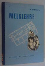 Melklehre ~Tierzucht/Kühe/Kälber/altes Fachbuch/reich bebildert/gut erklärt~RAR!