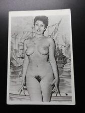 Old Act Erotic Photo Original  1940's -1950's European Photo.