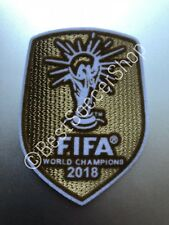 FIFA 2018 World Champion- Soccer Jersey Patch - France