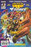 Mr. T and the T-Force #2 NM 1993 Now Bagged w/ Mr T Card Comic Book
