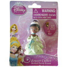 PRINCESS AND THE FROG TIANA MINI PUZZLE ERASER ~ Birthday Party Supplies Favor
