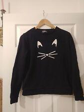 Karl Lagerfeld Cat Jumper M