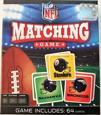 NFL Matching Game Featuring All 32 NFL Teams