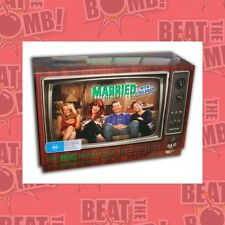 Married With Children: The Big Bundy Box Complete Collecti  - DVD - NEW Region 4