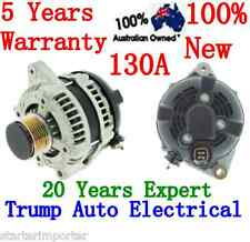 Alternator for TOYOTA HiLux D4D KUN16R 26R KZN156 157 Turbo 1KD-FTV 3.0L 130A
