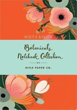 Botanicals Notebook Collection [New Book] Journal, Paperback