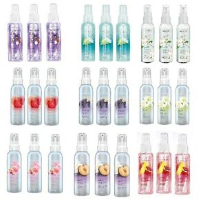 3x Avon Naturals Fragrance Spritz (Triple Pack) ~ Room or Personal Spray