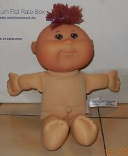 2005 Play Along Cabbage Patch Kids Plush Toy Doll CPK Xavier Roberts OAA