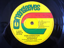 Nicodemus / Leroy Smart Bone Connection ♫LISTEN♫ Greensleeves UK 12 GRED75 1981