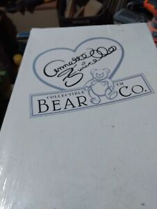 Vintage Annette Funicello Collectible Bear Hope Bear with Harp in original box