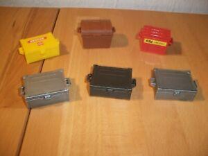 Playmobil 6 Kisten Schatztruhe